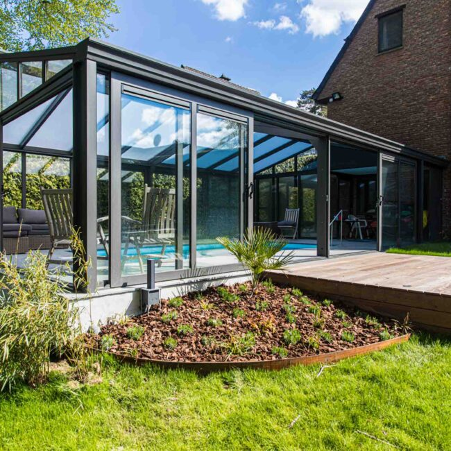 Installation piscine Belgique