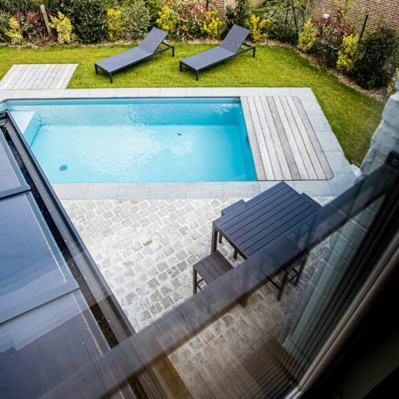 Installation construction piscine Belgique
